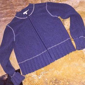 Liz Claiborne Lizwear Jeans denim color double zip